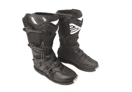 BUTY SHOT CZARNE CROSS ENDURO ATV MODEL X10